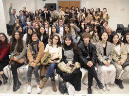 Intercanvi cultural d'alumnes de Gun San amb l'Institut Pompeu Fabra