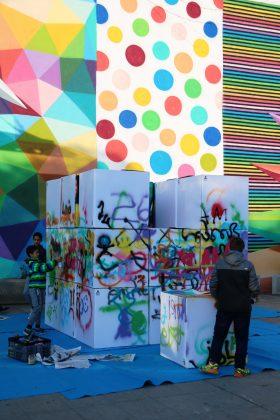 Taller grafits 1r Campionat Internacional Cub Rubik