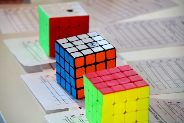 1r Campionat Internacional Cub Rubik 'Martorell Open 2019'