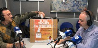 Sorteig 'El teu tiquet té premi', de Nou Martorell