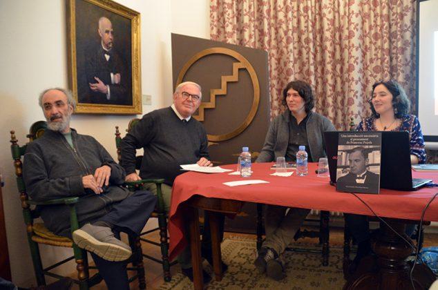 Francesc de Castro, Ramon Alcoberro, Max Pérez i Alba Padrós