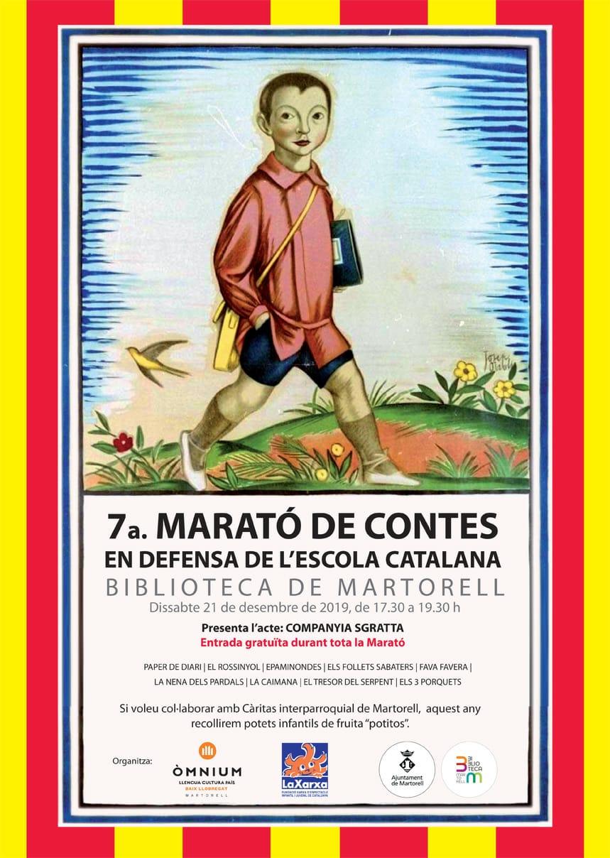7a Marató de contes
