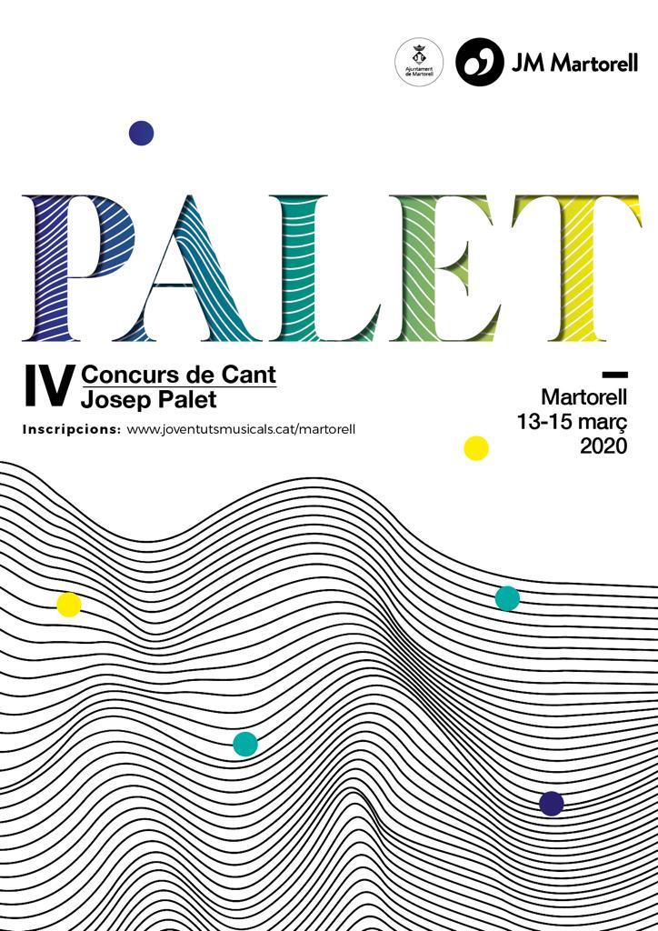 4t Concurs de Cant Josep Palet