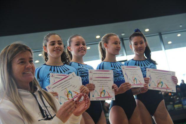 1a Jornada Campionat Escolar Gimnàstica Artística