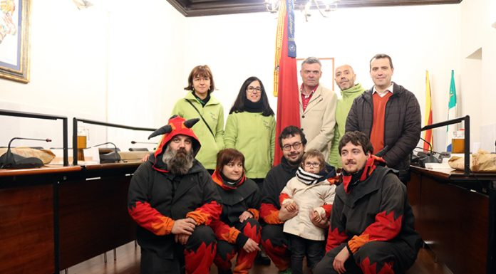 Festa de Sant Antoni Abat. Pregó dels Capgrossos de Martorell