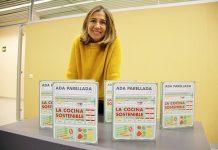 Ada Parellda i el seu nou llibre 'La cuina sostenible'