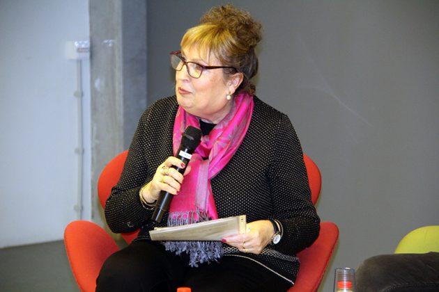Presentació del llibre 'La cuina sostenible'. Maria Antònia Blanco