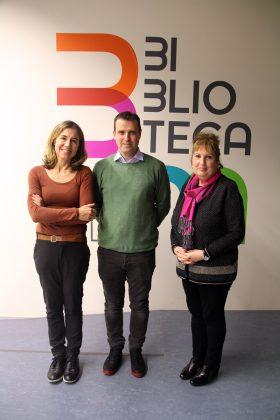 Presentació del llibre 'La cuina sostenible'. Parellada, González i Blanco