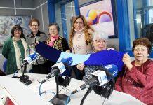 Teje X el autismo. Membres de junta d'Assotea i voluntàries, a Ràdio Martorell
