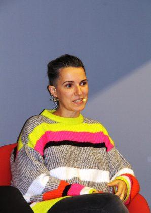 Presentació 'Follem?', Bel Olid