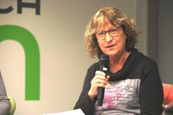 Presentació del llibre 'Pedres Blanques'. Rosa Maria Prat