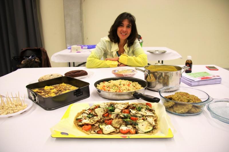 Taller de cuina sana, d'Esmeralda Zaragoza