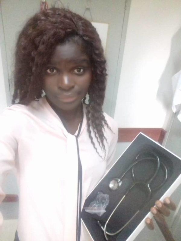 Alumna del Programa de Beques Universitàries de Mans Mercedàries