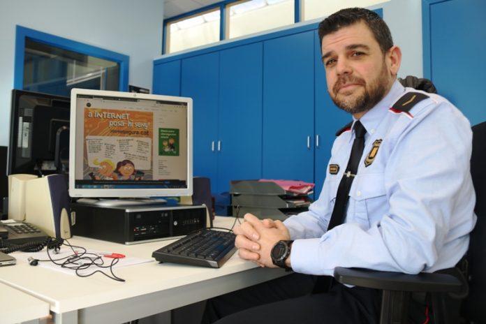 Albert López, Caporal de l'Àrea Bàsica Policial dels Mossos d'Esquadra de Martorell