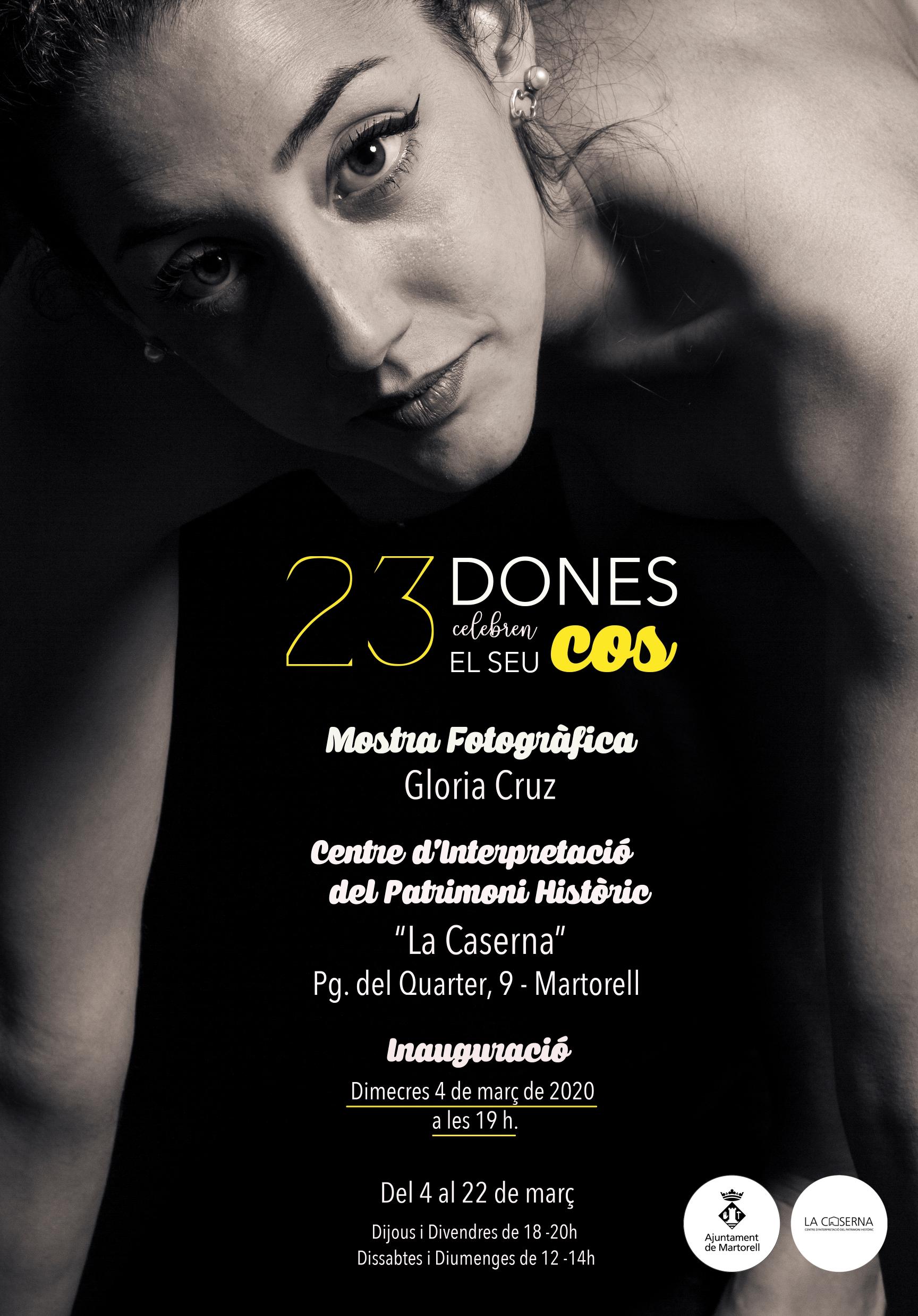 '23 Dones celebren el seu cos'