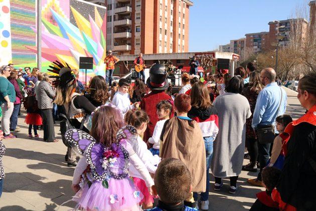 Carnaval Infantil de Martorell 2020. Pep López i l'espectacle 'Folkids'
