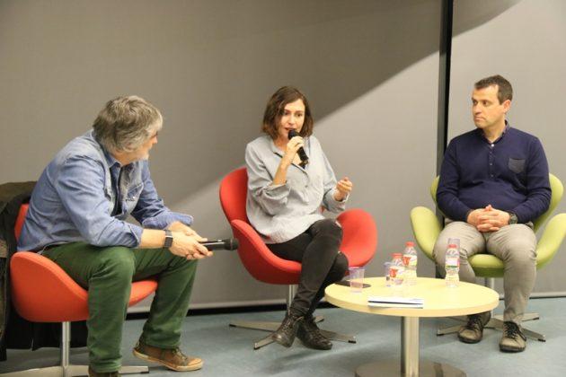 Jesús Lana, Maria Climent i Andreu González