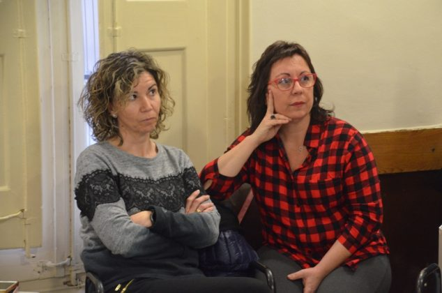 Rafi Bueno i Esther Moliner