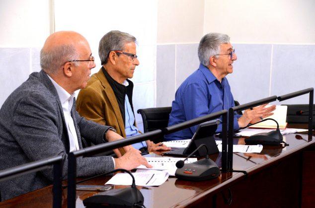 Miquel Fusalba, Joan Tort i Antoni Real