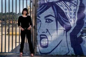 """Mucha Miriam al Reportatge """"Cinc dones empoderades i diverses de Martorell"""". Foto: Mar Sifre"""