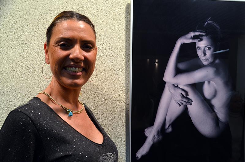 Exposició '23 dones celebren el seu cos'. Mireia Cano