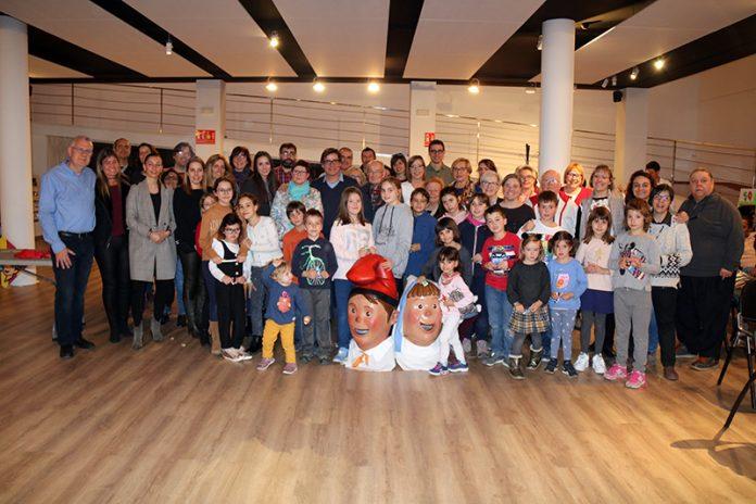'Scape Room' de la festa de benvinguda de Caramelles de Martorell