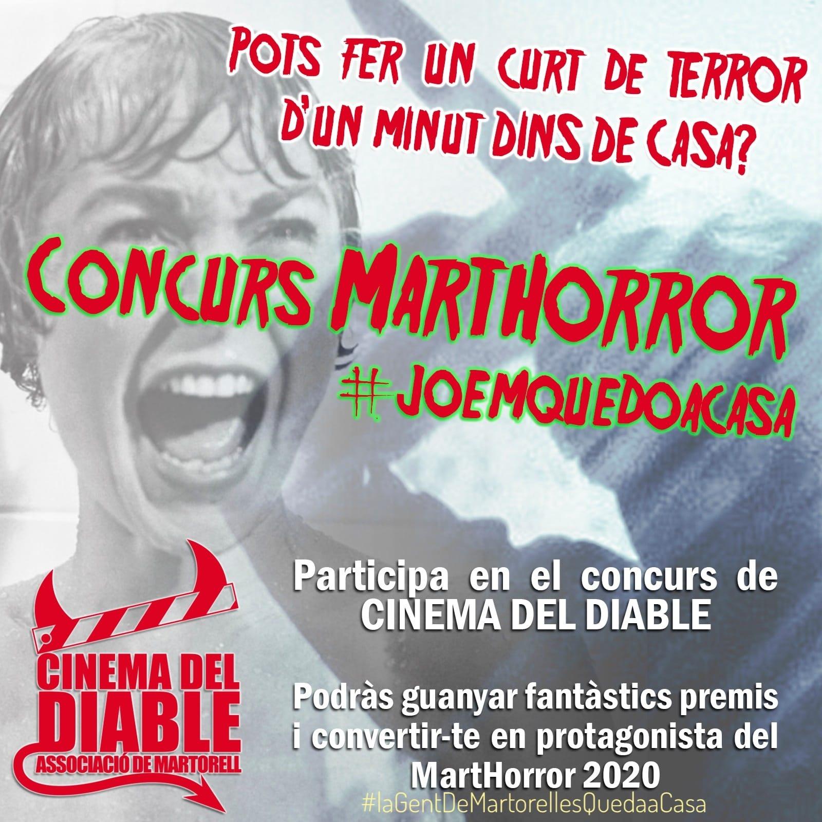 Concurs MartHorror