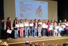 Festa de la demarcació del Premi Sambori de 2019 a Molins de Rei