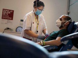 Donació de plasma (Foto: Banc de Sang)