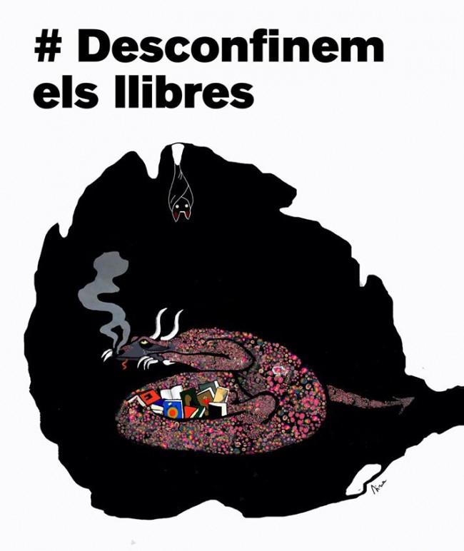Campanya #desconfinemElsLlibres