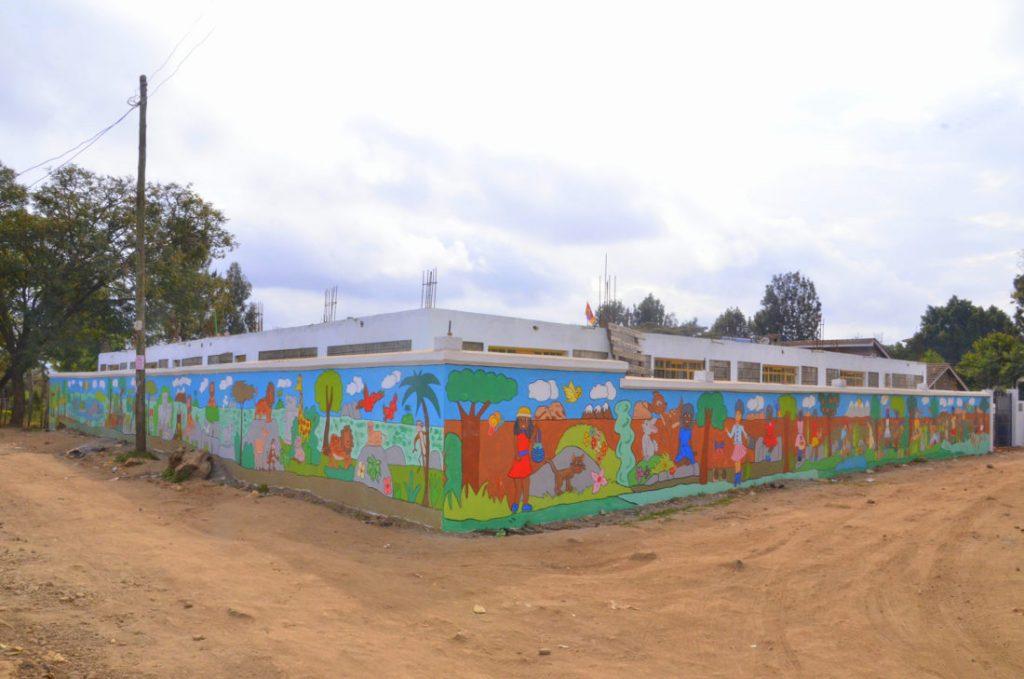 L'Escola iniciada per Mans Mercedàries a Kenya el 2016
