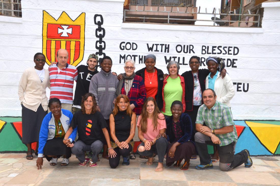 22è Camp de Treball a l'escola Kindergarten de Nairobi (Kenya)