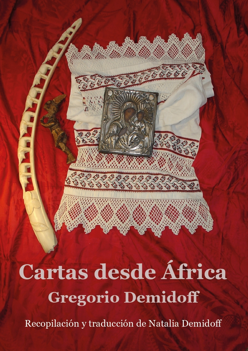 Cartas desde África, de Natalia Demidoff