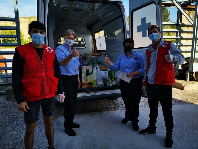 Voluntaris de la Creu Roja del Baix Llobregat Nord