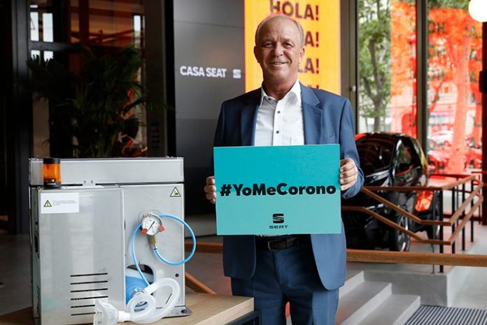 Carsten Isensee, president de SEAT