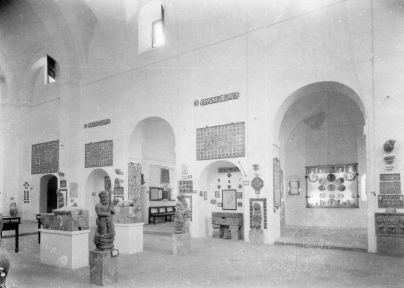 Imatges del robatori al Museu (FOTOPORTA)