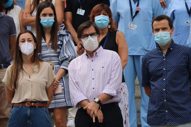 Minut de silenci Mario Rafael Chalco