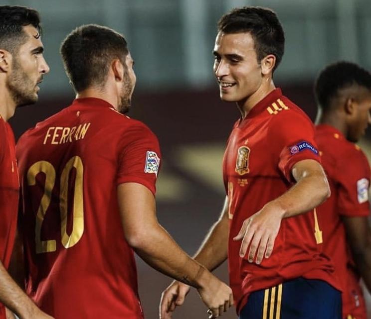 Eric Garcia selecció espanyola