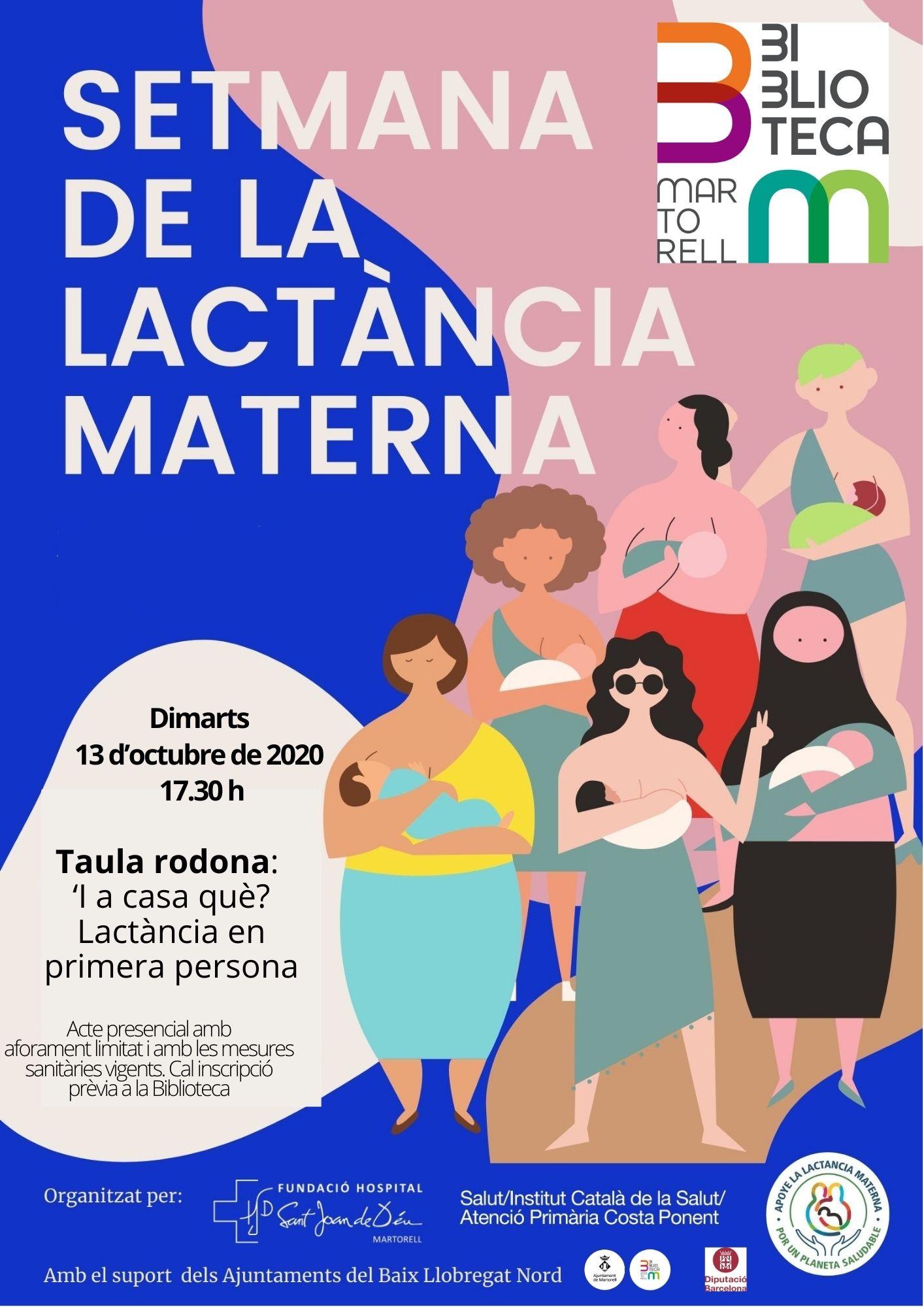 Setmana de la Lactància Materna 2020