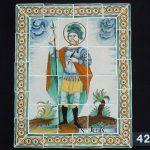 Plafons ceràmics. Museu Vicenç Ros