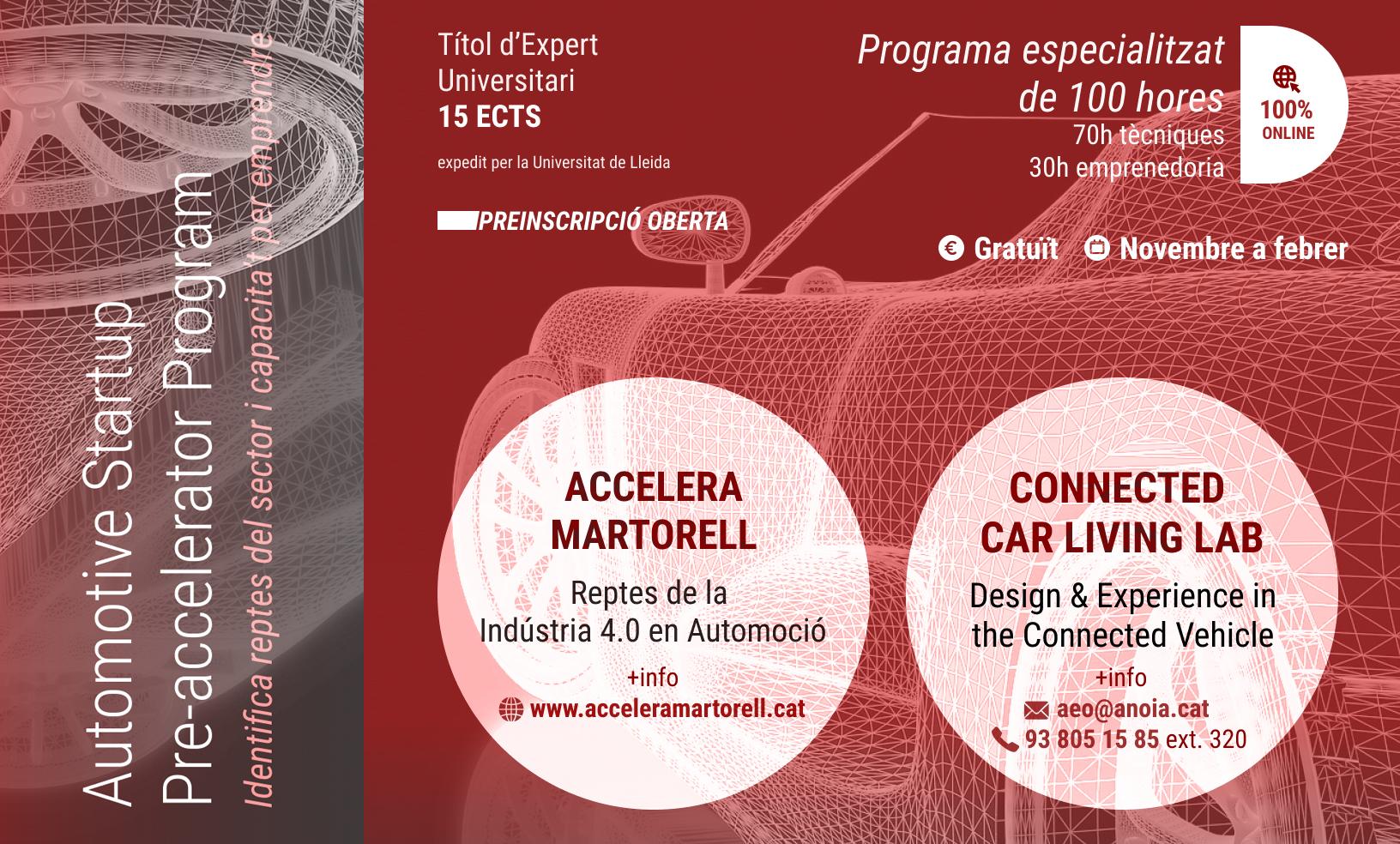 Programa Accelera Martorell