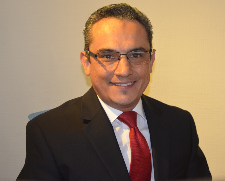 Fernando Murguia, Regional Sales Director México