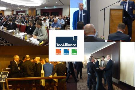 Eindrücke vom internationalen Datenlieferanten-Treffen 2015 in Berlin.