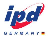 Das Firmenlogo der IPD GmbH