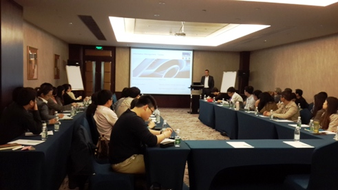 Die Teilnehmer des Workshops für TecDoc-Datenlieferanten