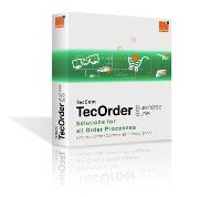 TecLocal ist Teil der TecOrder-Lösung für die Automatisierung der Auftragsabwicklung