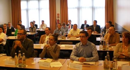 Teilnehmer der 28. TecCom User Group.