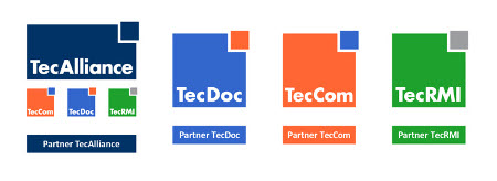 The partner logos explain the certification status (Platinum, Gold, Silver) and to what product brand the certification of a partner company applies.
