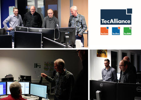 Impressions of the first TecAlliance Workshop Day on 27 November 2015.