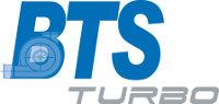The BTS company logo